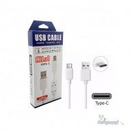 Cabo USB X Tipo-C Com Filtro 1.5m